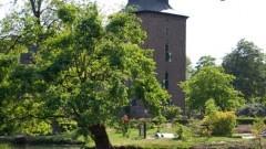 Schlossweiher Tüschenbroich und Boote