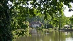 Ölmühle und Schlossweiher Tüschenbroich