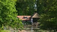 Ölmühle und Schlossweiher