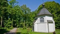Ulrichskapelle im Tüschenbroicher Wald