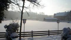 Schloss Tüschenbroich & Schlossweiher im Winter