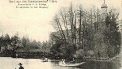 Postkarte um 1913