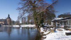 Tüschenbroicher Mühle im Winter